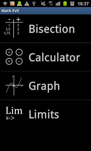 Math Evil