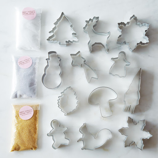 Holiday Cookie Cutter Set