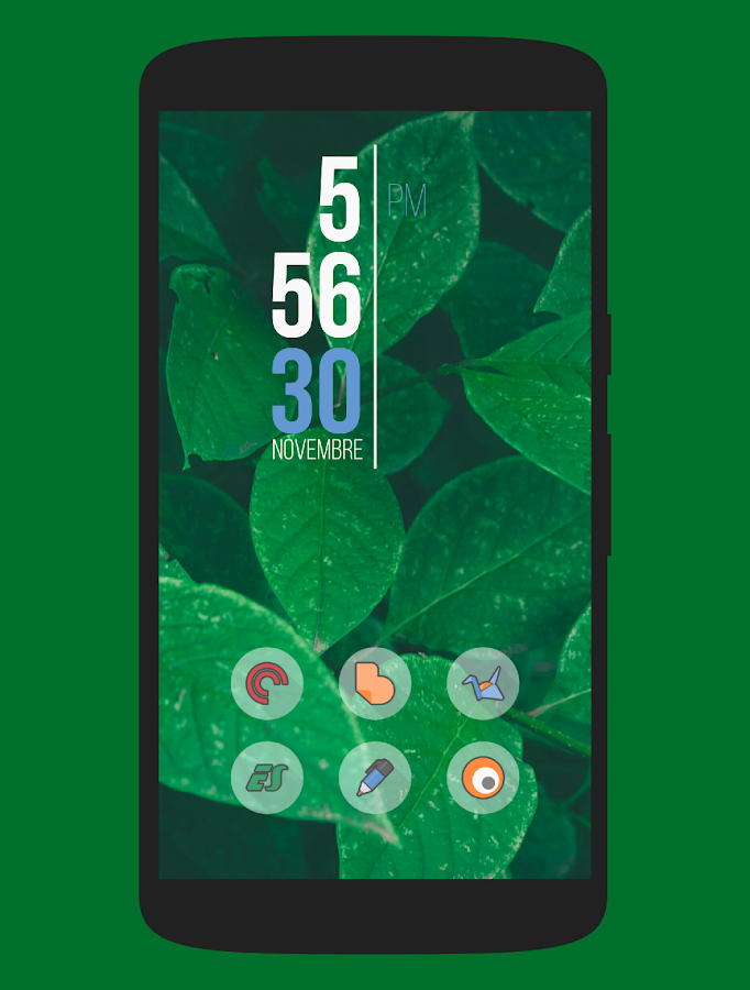 Fluxo - Icon Pack Screenshot 4