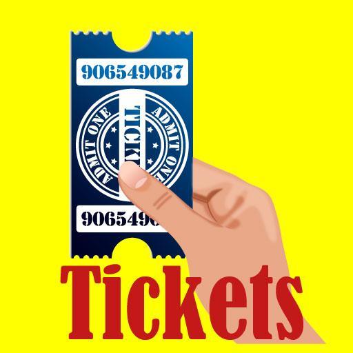 娛樂必備App|NGT Tickets LOGO-綠色工廠好玩App