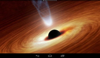 Screenshot of Homage to Cosmos