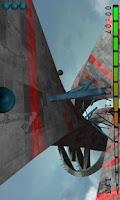 Screenshot of Skyball Lite (3D Racing game)