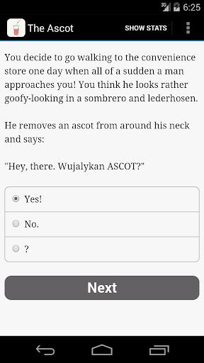 The Ascot