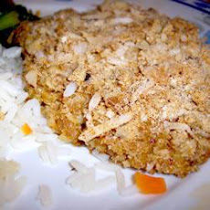 Nutty Coconut Fish