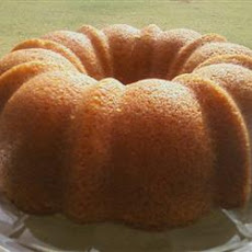 Brown Sugar Pound Cake I