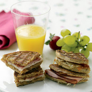 Monty Cristo Waffle 'Wiches