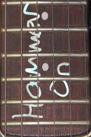 HammerOn Guitar