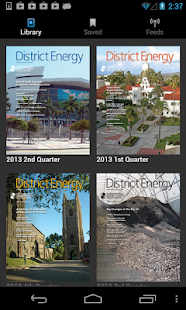 District Energy Magazine - screenshot