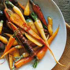 Braised Saffron Carrots Recipe