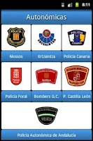 Screenshot of Teléfonos de Emergencias