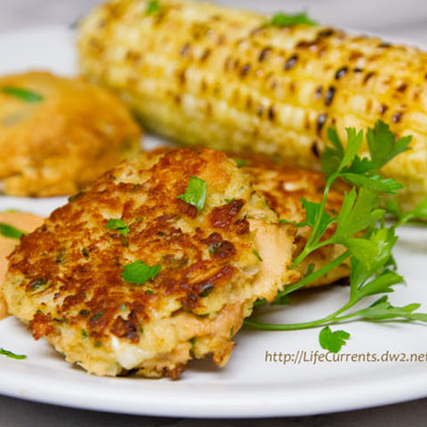 10 best tuna fish cakes without potato recipes yummly for Tuna fish cake recipe