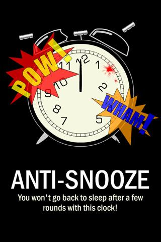 AntiSnooze
