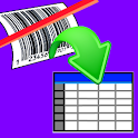 Scan to Spreadsheet icon