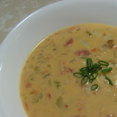 Scarfies Smoked Fish Chowder