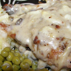 Baked Chicken And Gravy