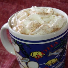 Kicky Hot Chocolate