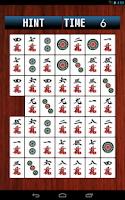 Screenshot of Shisen puzzle