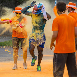 The Color Run - Echternach by Pascal Hubert - People Street & Candids
