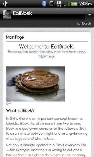 Eat Bibek