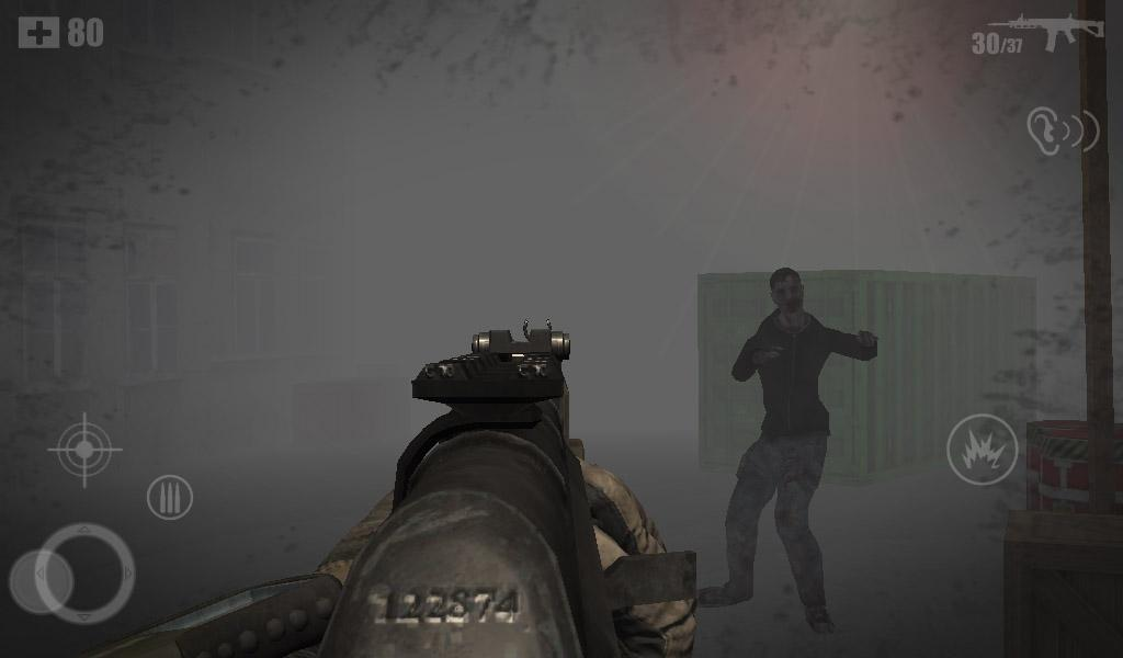 Zombie: Whispers of the Dead Screenshot 1