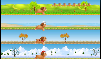 Screenshot of Dog Jump