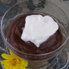 Delicious and Healthy Chocolate Pudding