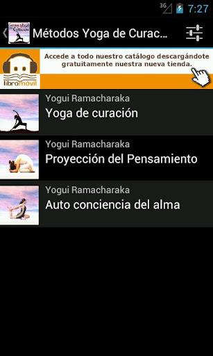 Métodos Yoga de Curación