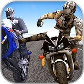 Bike Attack Race : Stunt Rider APK Descargar