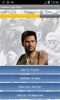 Screenshot of Games Logo Quiz