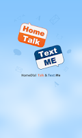 Screenshot of Homedial – Free SMS and Call