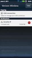 Screenshot of GrooVe IP - Free Calls