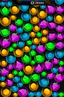 Screenshot of Action Bubbles