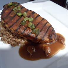Chocolate Pork Chops
