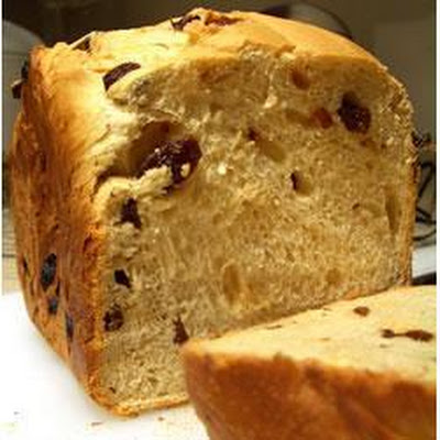 Rum Raisin Loaf