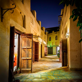 Heritage in Dubai by Wael Onsy - Buildings & Architecture Other Exteriors ( dubai, d800, old city, architecture, nihon, heritage )