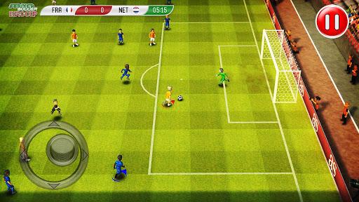 Striker Soccer Euro 2012 - screenshot