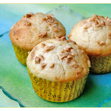 Good and Good for You Peanut Butter Muffins