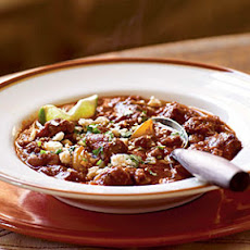 Smoky Slow Cooker Chili