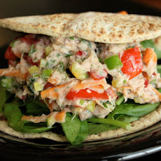 Spicy Garden Tuna Salad