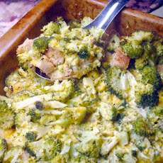 Jane and Michael Stern's Broccoli Casserole