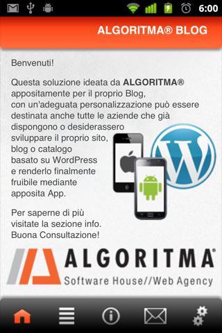 goBlog Algoritma WP Connector
