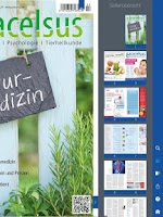 Screenshot of Paracelsus Magazin
