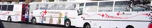 Autobuses Cruz Roja