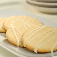 Sugar-glazed Buttery Cookies