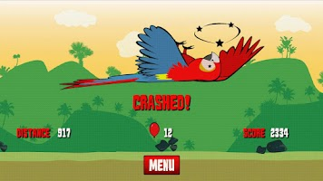 Screenshot of Flying Bird