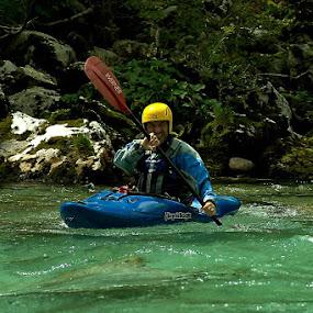 by Iztok Urh - Sports & Fitness Watersports