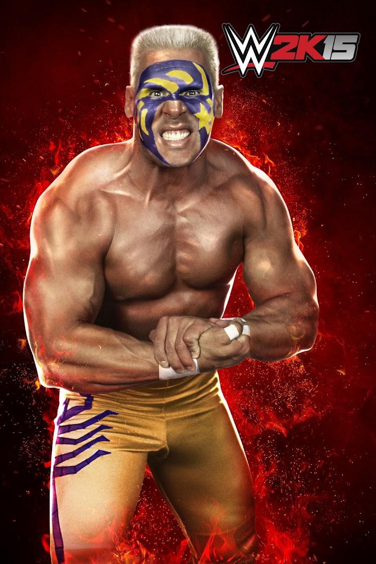2K announces the new MyCareer mode for WWE 2K15