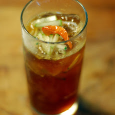 Habanero Lemonade Carbonated Pimms Cup