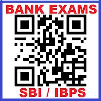 Screenshot of Bank Exam: SBI IBPS PSU Banks