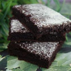 Minty Chocolate Brownies